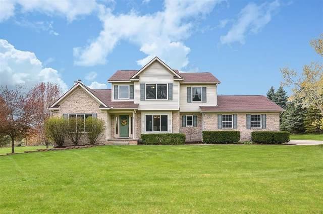 4745 Birch Lane, Dexter Twp, MI 48130 (#543280695) :: Real Estate For A CAUSE