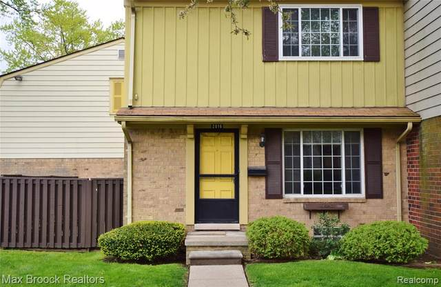 2016 Wickham Street, Royal Oak, MI 48073 (#2210032245) :: RE/MAX Nexus