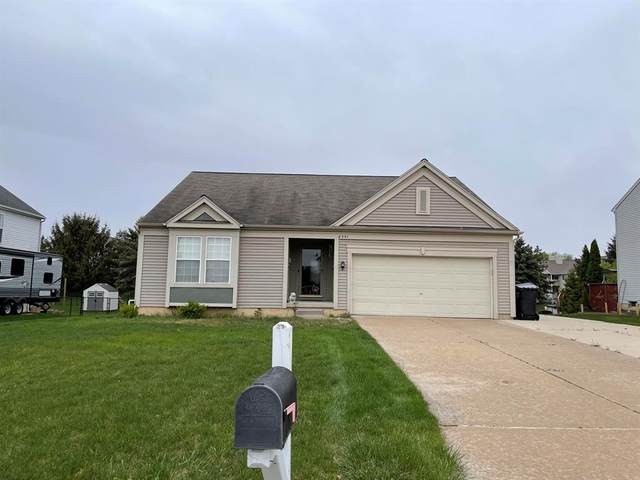 8551 Grainery Road SE, Caledonia Twp, MI 49316 (#71021015599) :: Real Estate For A CAUSE