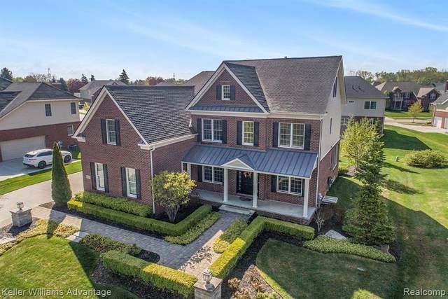 24874 Overlook Trail, Novi, MI 48374 (#2210032458) :: Duneske Real Estate Advisors