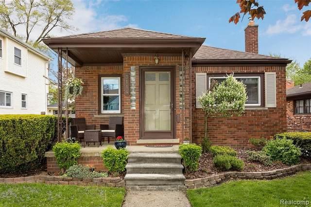 3114 Buckingham Avenue, Berkley, MI 48072 (#2210032537) :: Real Estate For A CAUSE