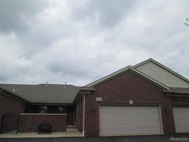 49248 Prospect Court #51, Macomb Twp, MI 48042 (#2210032577) :: RE/MAX Nexus