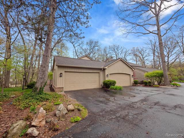 1195 Hillpointe Circle, Bloomfield Twp, MI 48304 (#2210032606) :: Keller Williams West Bloomfield