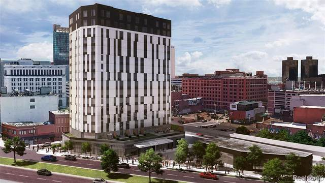 330 Gratiot Avenue #1507, Detroit, MI 48226 (#2210032671) :: Real Estate For A CAUSE