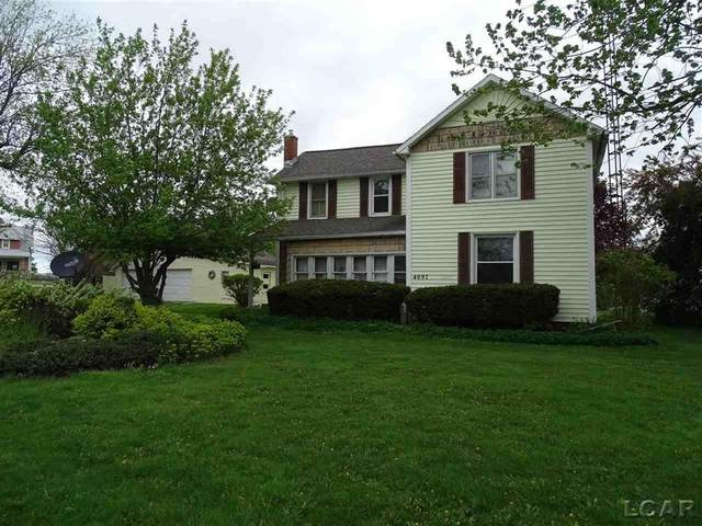4097 Onsted Hwy, Rome Twp, MI 49221 (#56050041007) :: Real Estate For A CAUSE