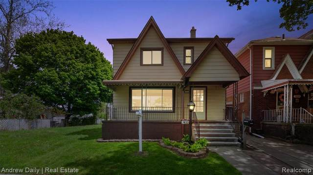 7432 Williamson Street, Dearborn, MI 48126 (#2210033089) :: Real Estate For A CAUSE