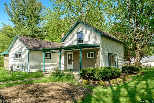 36730 Union Road, Huron Twp, MI 48164 (#2210033389) :: Real Estate For A CAUSE