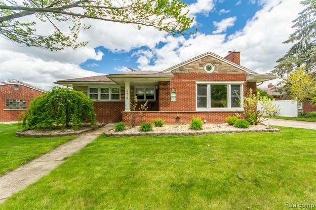 3419 Middlefield Drive, Trenton, MI 48183 (#2210033694) :: Real Estate For A CAUSE
