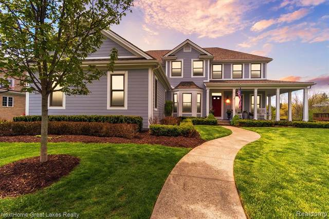 5484 Woodfield Parkway, Grand Blanc Twp, MI 48439 (#2210033696) :: Real Estate For A CAUSE