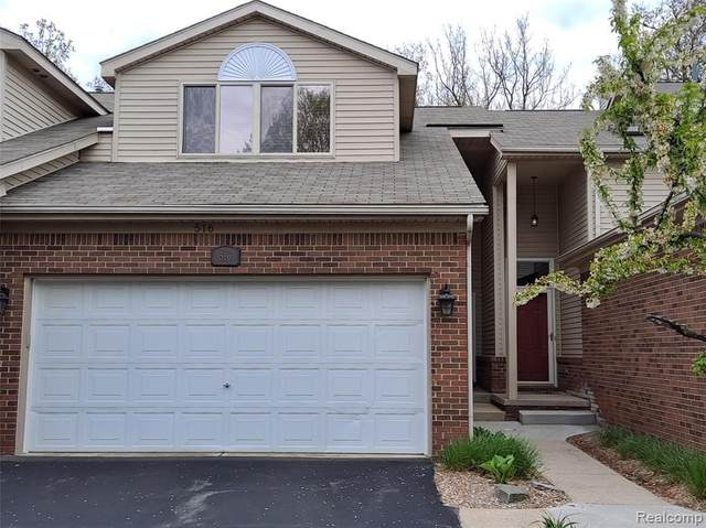 516 N Reese Street, South Lyon, MI 48178 (#2210033744) :: The Mulvihill Group