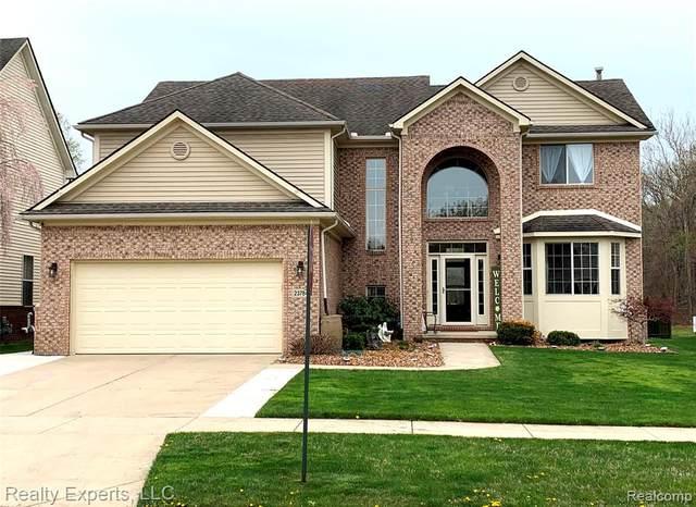 23784 W Creek Drive, Huron Twp, MI 48164 (#2210033761) :: Real Estate For A CAUSE