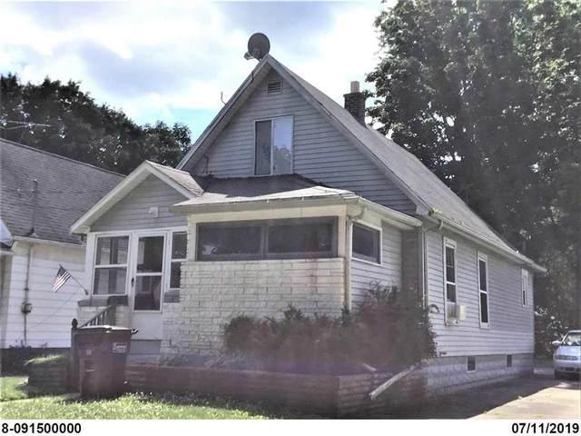 906 Allen Rd, CITY OF JACKSON, MI 49202 (#55202101299) :: Novak & Associates