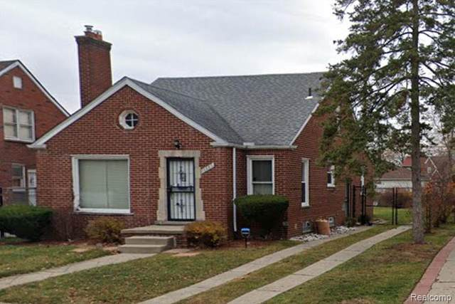 16885 Ilene Street, Detroit, MI 48221 (#2210033970) :: The BK Agency