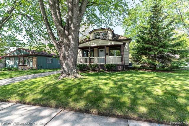 11861 Cavell Street, Livonia, MI 48150 (#2210033991) :: Real Estate For A CAUSE
