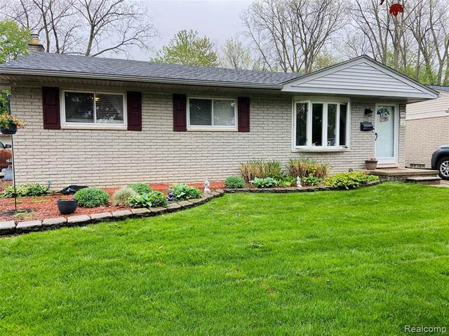 8476 Orhan, Canton Twp, MI 48187 (#2210034264) :: The Alex Nugent Team | Real Estate One