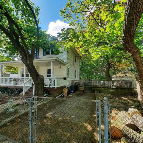 2629 Brown Street, Flint, MI 48503 (#2210034283) :: Real Estate For A CAUSE