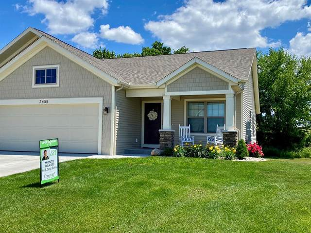 3485 S Riverwalk Drive #12, Heath Twp, MI 49419 (#65021016543) :: Real Estate For A CAUSE