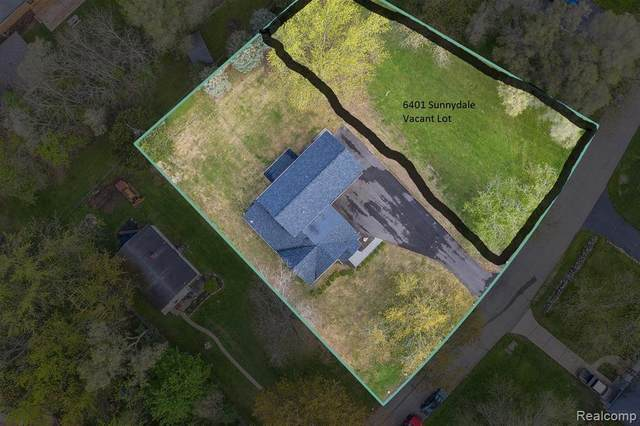 6401 Sunnydale Road, Independence Twp, MI 48346 (#2210034405) :: Real Estate For A CAUSE
