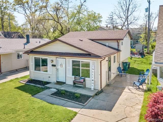 3851 Buckingham Avenue, Berkley, MI 48072 (#2210034618) :: Real Estate For A CAUSE