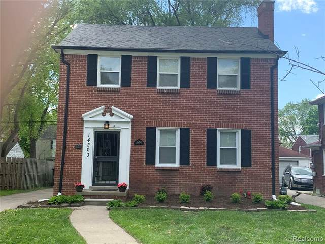 14203 Stahelin Avenue, Detroit, MI 48223 (#2210035121) :: Alan Brown Group