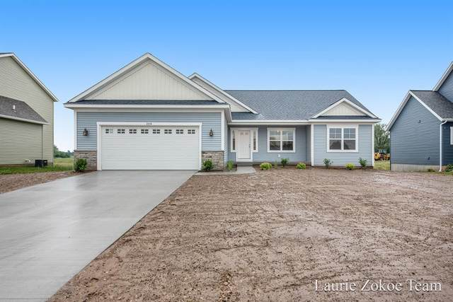 281 Plum Lane, Coopersville, MI 49404 (#65021017241) :: Real Estate For A CAUSE