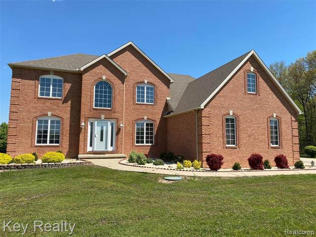 2020 W Samaria Road, Bedford Twp, MI 48182 (#2210035522) :: Alan Brown Group