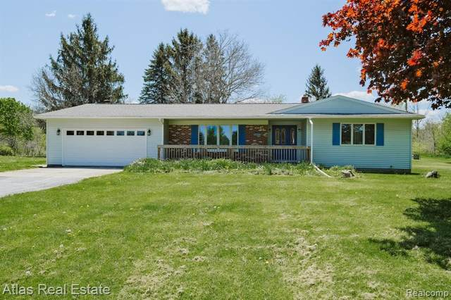 10224 Horton Road, Atlas Twp, MI 48438 (#2210035532) :: The BK Agency