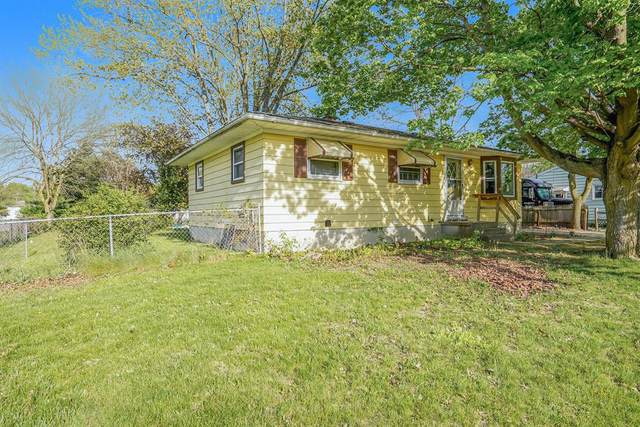 291 Donna Dr Drive SE, Lowell, MI 49331 (#65021017387) :: The BK Agency