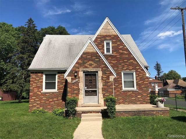 17800 Annott Street, Detroit, MI 48205 (#2210037903) :: Duneske Real Estate Advisors