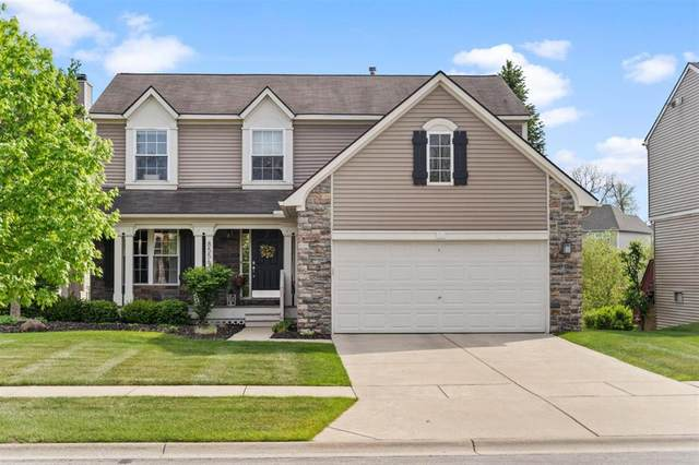 8556 Parkridge Drive, Dexter, MI 48130 (#543281160) :: Duneske Real Estate Advisors