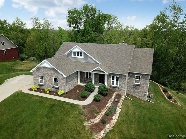 9031 Palmers Way Drive, Tyrone Twp, MI 48430 (#2210038575) :: Real Estate For A CAUSE