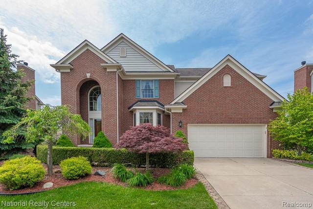 45219 Jacob Drive, Novi, MI 48375 (#2210038800) :: Duneske Real Estate Advisors