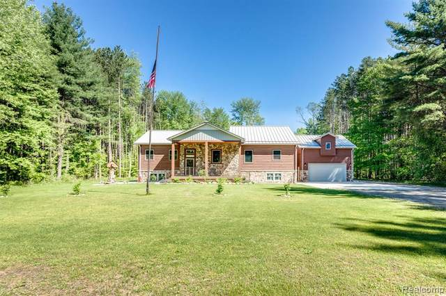7312 Bryce Road, Clyde Twp, MI 48049 (#2210038839) :: Real Estate For A CAUSE