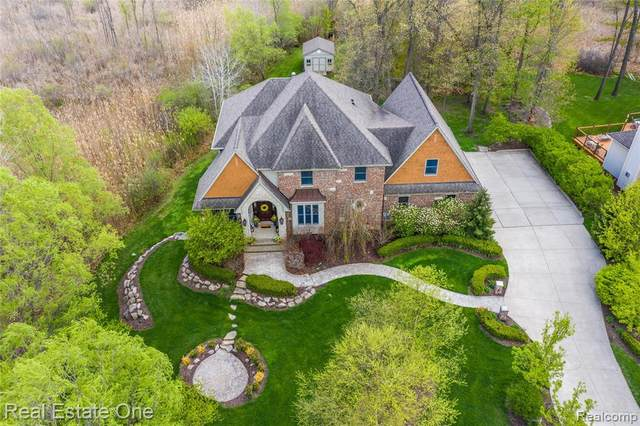 1825 Sleeth Road, Commerce Twp, MI 48382 (#2210039038) :: Real Estate For A CAUSE