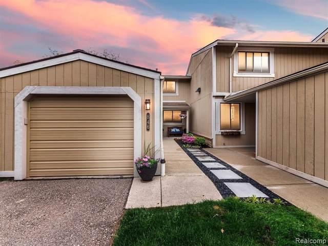 846 Yorktown Crt, Northville, MI 48167 (#2210039135) :: Duneske Real Estate Advisors