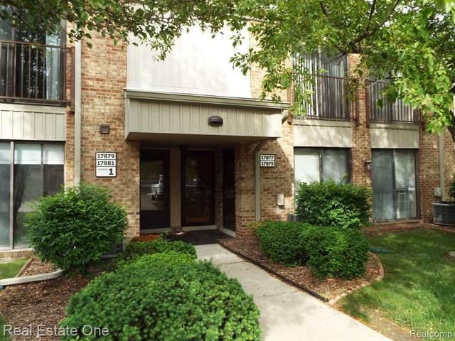 17877 University Park Drive, Livonia, MI 48152 (#2210039677) :: Novak & Associates