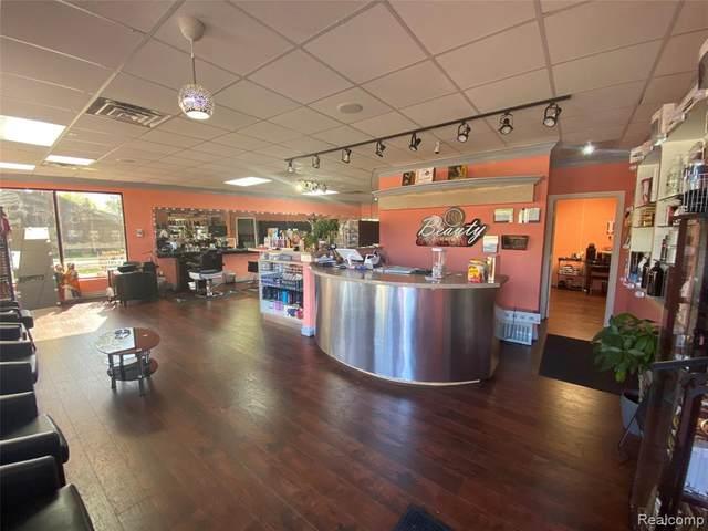1854 E Auburn Road, Rochester, MI 48307 (#2210039680) :: National Realty Centers, Inc