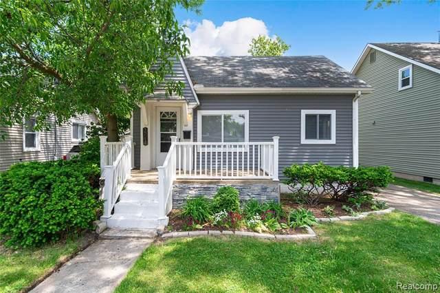 3744 Oakshire Avenue, Berkley, MI 48072 (#2210039697) :: Real Estate For A CAUSE