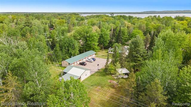 1447 N Black River Road, Grant Twp, MI 49721 (#2210039808) :: Real Estate For A CAUSE