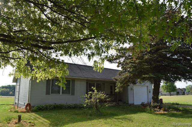 6915 White Creek Road, Koylton Twp, MI 48453 (#2210040094) :: RE/MAX Nexus