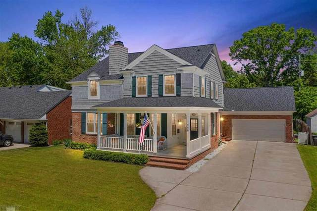 264 Kerby, Grosse Pointe Farms, MI 48236 (#58050043269) :: The Alex Nugent Team | Real Estate One