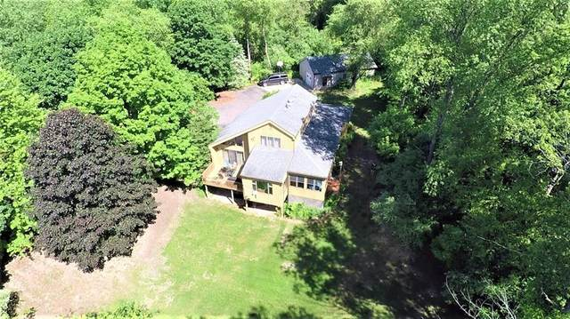 8008 Huron River Drive, Webster, MI 48130 (#543281334) :: Real Estate For A CAUSE