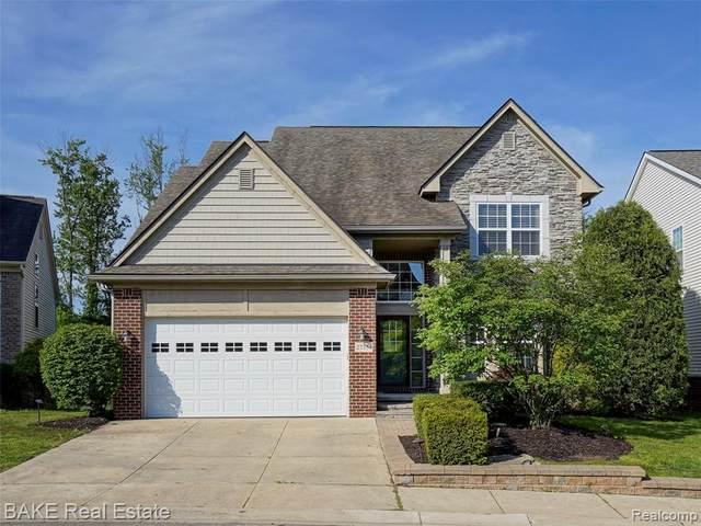 27351 Victoria Road, Novi, MI 48374 (#2210040441) :: Duneske Real Estate Advisors