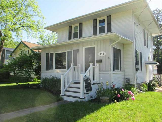 111 S Hazelton, Flushing, MI 48433 (#5050043415) :: Real Estate For A CAUSE