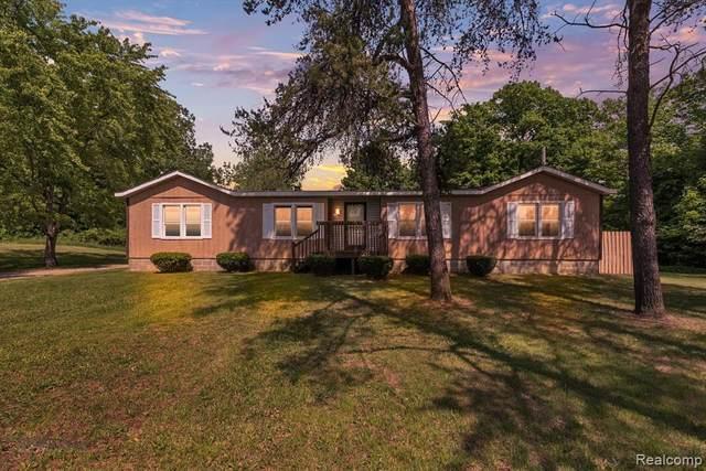 1561 S Lake George Road, Attica Twp, MI 48412 (#2210040621) :: Real Estate For A CAUSE