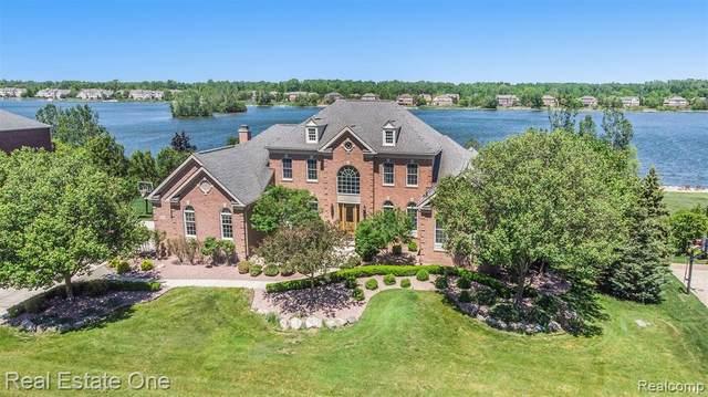50596 Drakes Bay Drive, Novi, MI 48374 (#2210040750) :: Duneske Real Estate Advisors