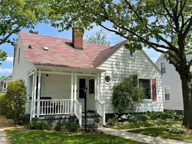 318 N Altadena Avenue, Royal Oak, MI 48067 (#2210040970) :: Robert E Smith Realty