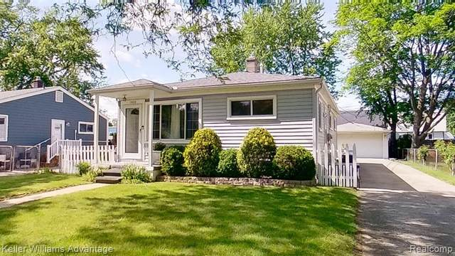 1400 Junction Street, Plymouth, MI 48170 (#2210040994) :: Duneske Real Estate Advisors