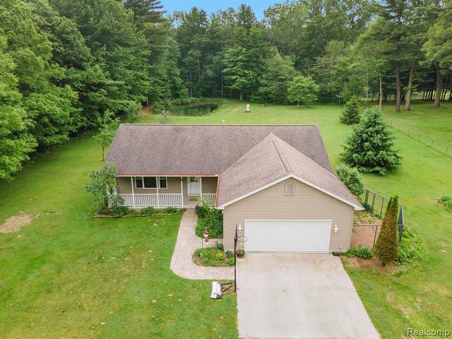 6653 Bryce Road, Clyde Twp, MI 48049 (#2210040999) :: Real Estate For A CAUSE
