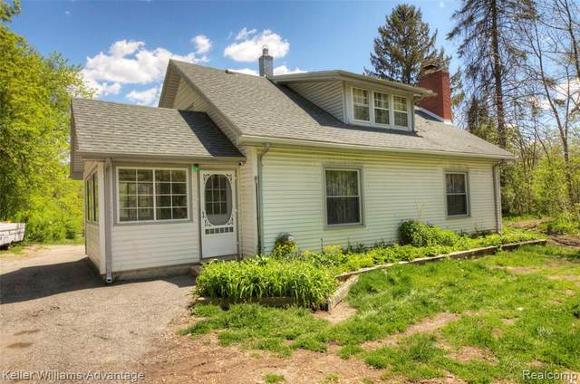 7300 Holcomb Road, Independence Twp, MI 48346 (#2210041059) :: GK Real Estate Team